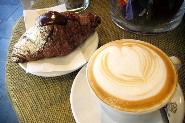 breakfast or colazione
