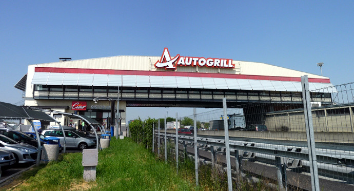 the magic of autogrill