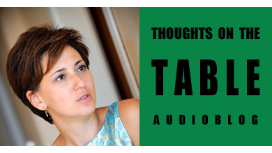 [Thoughts on the Table – 35] Introducing Valentina Lombardi from Experience Italy Travels