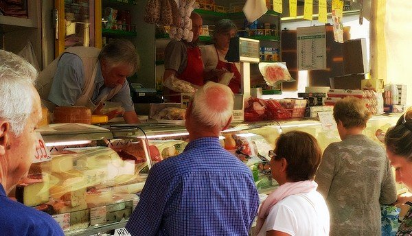 [Italy: Instructions for Use] How to Shop for Groceries Like an Italian