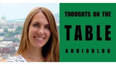 [Thoughts on the Table – 37] The Italian Wine Culture, with Diana Zahuranec