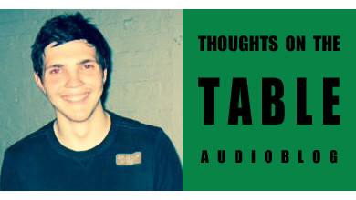[Thoughts on the Table – 39] A Christmas Episode, with Gino De Blasio
