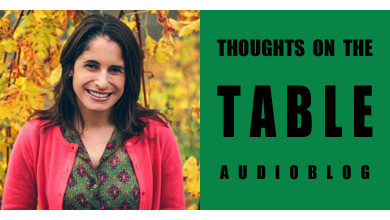 [Thoughts on the Table – 31] Introducing Valerie Quintanilla, an American in Piedmont