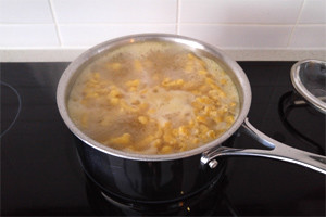 boiling passatelli