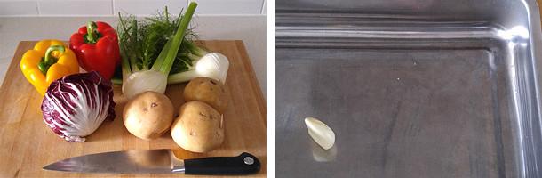 ingredients, potatoes