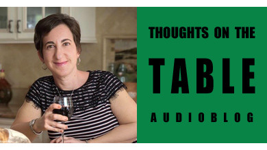 [Thoughts on the Table – 51] Introducing Cooking Instructor Francesca Montillo