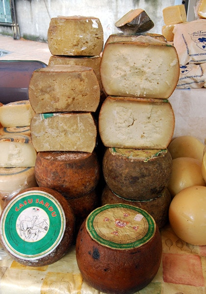 Formaggio – An Introduction to the Many Varieties of Italian Cheese