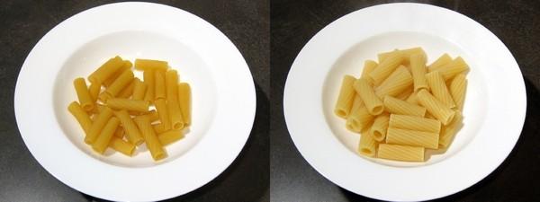 Pasta Left At Room Temperature