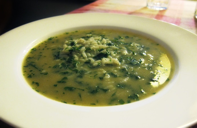 Rice and Parsley (Ris e Erburin)