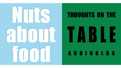 [Thoughts on the Table – 21] Introducing Fiona from Nuts About Food