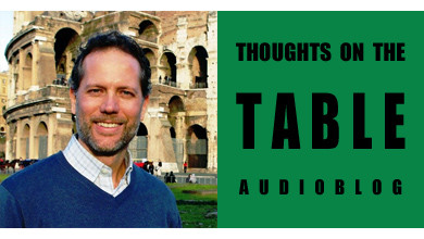 [Thoughts on the Table – 38] Decoding Italy and the Italians, with Rick Zullo