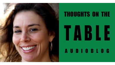 [Thoughts on the Table – 42] A Chat with Domenica Marchetti, Cookbook Author and Food Writer