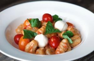 Mascarpone Tomato Gnocchi