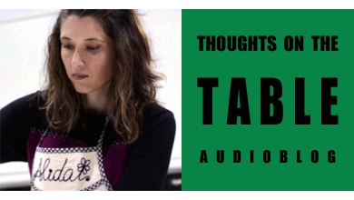 [Thoughts on the Table – 61] Rediscovering Artisan Craftsmanship and Ancient Grains, with Alida Zamparini
