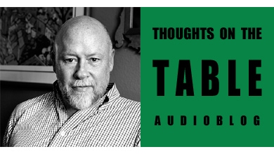 [Thoughts on the Table – 60] The Basic Rules of Italian Food with David Scott Allen