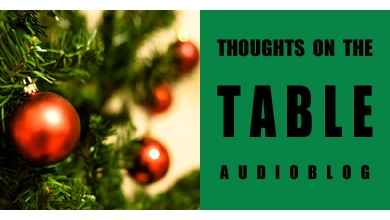 [Thoughts on the Table – 63] Italian and Italian-American Christmas Traditions, with Nick Zingale