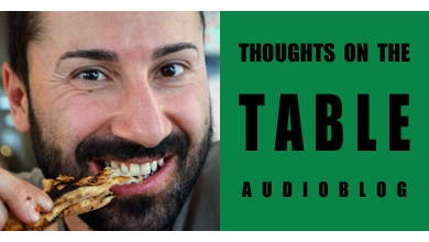[Thoughts on the Table – 66] Introducing Giuseppe D'Angelo from Pizza Dixit