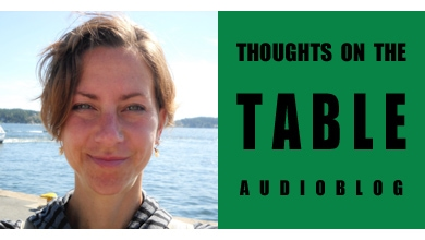 [Thoughts on the Table – 67] The Premise of Italian Cuisine, with Melinda King