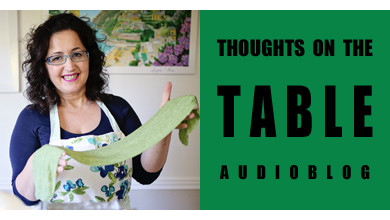 [Thoughts on the Table – 71] Introducing Cooking Instructor Marzia Molatore from Bella Cibo