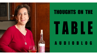 [Thoughts on the Table – 73] Introducing Francesca Montillo's new paperback – The 5-ingredient Italian Cookbook