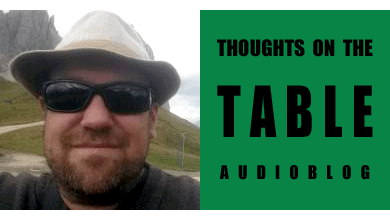 [Thoughts on the Table – 74] Commercial vs. Domestic Kitchens and Italian Food Knowledge, with Simon Pagotto