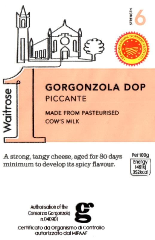 Gorgonzola DOP