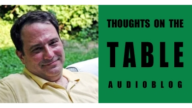 [Thoughts on the Table – 20] Introducing Frank Fariello from Memorie di Angelina