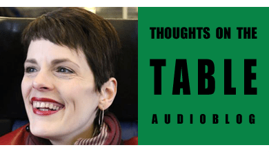 [Thoughts on the Table – 76] Introducing Food Blogger Tina Prestia from Tina's Table
