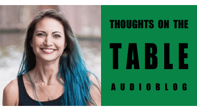 [Thoughts on the Table – 80] Dining Out and Traveling During a Pandemic