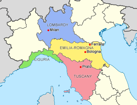 ragu` regions