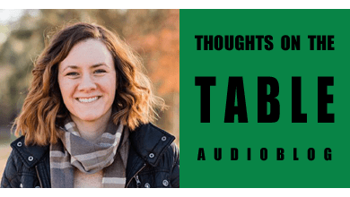 [Thoughts on the Table – 84] Introducing Christine from Italian Dish Podcast